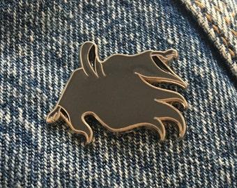 Dementor Inspired Pin -  Harry Potter Enamel Pin