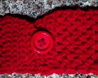 Head band crochet