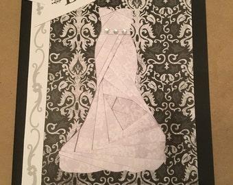 Iris Folded Wedding Dress