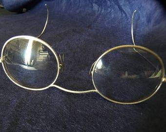 Shuron, White Gold Frames