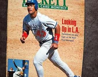 Beckett Baseball Card Monthly Magazine December 1994