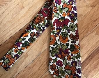 Vintage Necktie 1970's