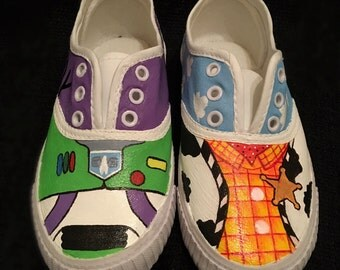 Toy Story Kids Shoes UK SIZE 10