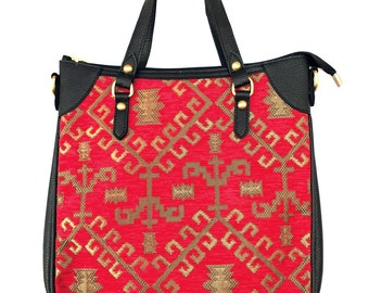 "Kilim 15"" Hobo Shoulder Bag"