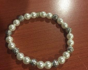 Fashion pearl casual bracelet