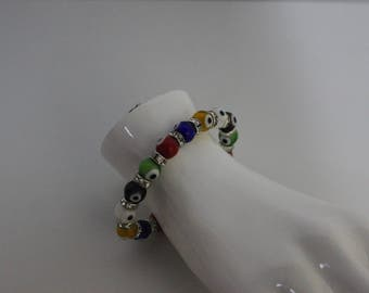 Multi-Color Hand Made Bracelet - Womens Bracelets - Gifts for Her