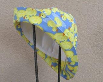 Child Duck Hat