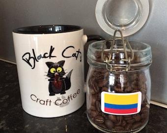 Colombian Suarez Coffee