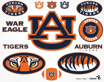 Auburn Tigers svg, Auburn svg, Auburn Tigers clipart, Auburn clipart, War Eagle – svg, eps, png, dxf, pdf. Decor Cut Print Mug Shirt Decal.