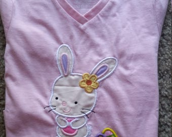 Easter bunny shirt
