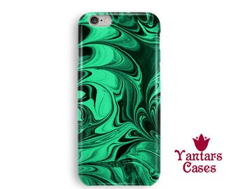 Malachite iphone 6s case Cool iPhone 6 case Malachite stone phone case Mineral iphone 5s case Marble iphone 7 cases protective cases SE, 5
