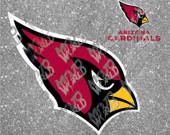 Arizona Cardinals svg dfx jpeg jpg eps layered cut cutting files decal vinyl die cut cricut silhouette