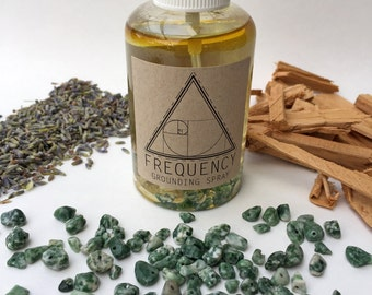 Grounding Smudge and Aroma Spray