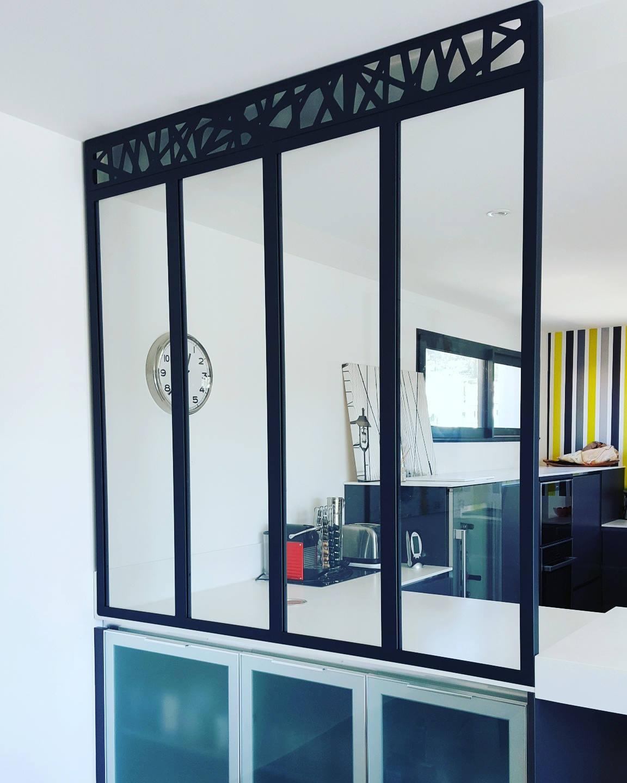 verri re type atelier. Black Bedroom Furniture Sets. Home Design Ideas