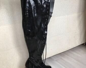 Treads Black Sexy