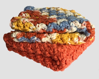 Crochet Dish / Wash Cloth