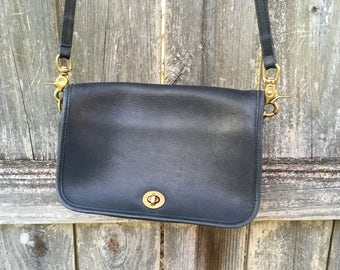 coach pink and gray purse aujs  Vintage Leather Coach Purse, Coach Cross-body Bag, 1980's Coach Purse, 80's Coach  Purse