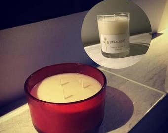 Scented Soy Wax 3 Wick Candle Any Fragrance