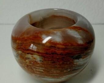 onyx, candle holder, stone