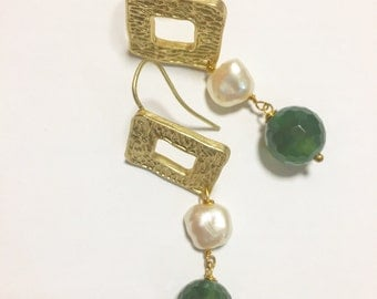Roman Style Earrings