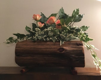 Red Cedar Planter