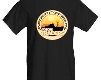 Star Wars Tosche Traders Tatooine T-Shirt