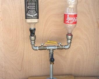 Whiskey Soda dispenser