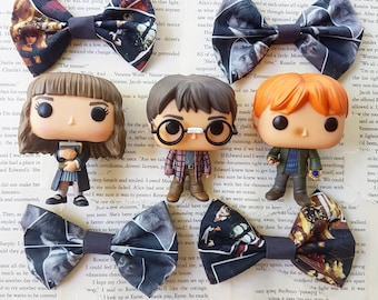 SALE Harry Potter Hair Bows | FloralinkBows
