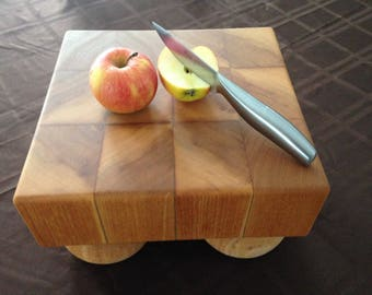 Mini butcher block