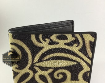 D'Ray StingRay Wallet for Man - Batik