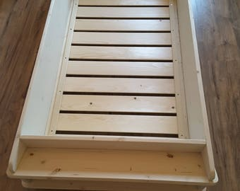 Baby Cot 120x60 (internal measures)