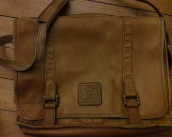 Vintage Geoffrey Beene Messenger Bag