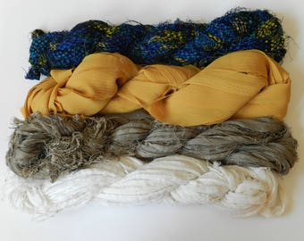 "9# ""Mustard Sky"" texture/wool pack"