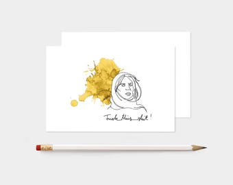 Postcard_CARRIE MATHISON_No uterus no guts