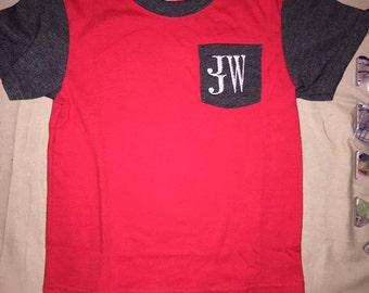 Personalized Boys Shirt
