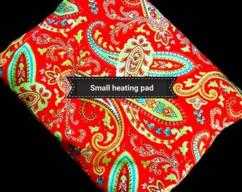 Heating pad, Small pad, Corn Heating pad, Microwavable Heating pack, Heat pack, Massage Therapy,Hot cold therapy pack, Hot cold ice pack,