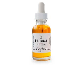 Anti-Aging Face Serum ~ Anti-Wrinkle ~ Anti-Aging Facial Serum ~ Anti-Aging ~ Face Serum ~ Face Cream ~ Calendula Face Serum ~ Facial Oil