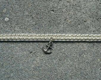 Anchor Summer Choker Necklace Free Shipping