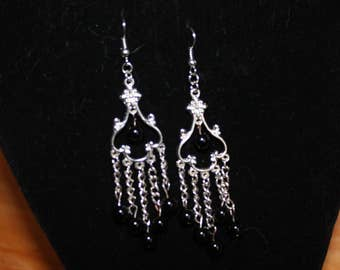 Handmade Chandelier Earrings