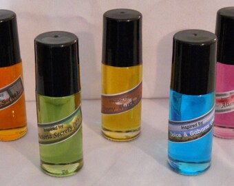 YSL RIVE GAUCHE Version Body Oil Roll On, Perfume Spray, and Whipped Shea, Mango, Cocoa Body Butter for Women -You Choose