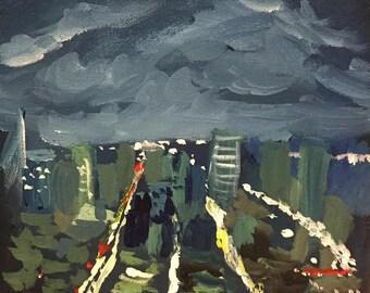 City scape series