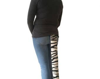 Zebra Animal Tail