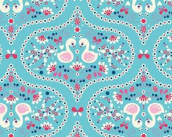 Flutterberry blue