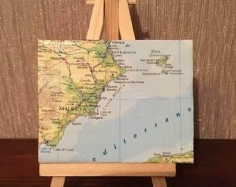 Mini Map on Canvas