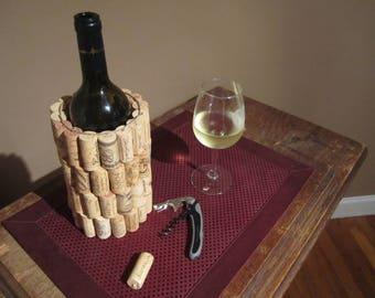 Cork Wine Bottle Holder