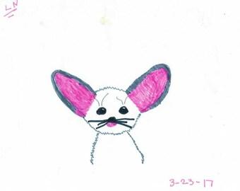 cute little mousy