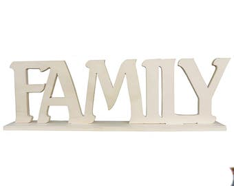 Written in 8 mm thick wood Family 11:00 L 38x with base