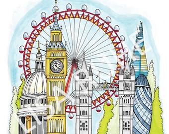 LondonSky Color