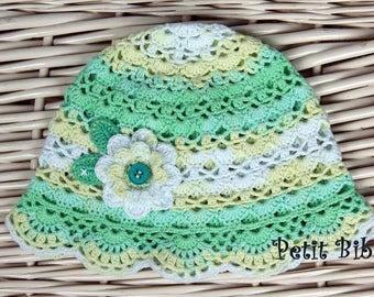 Sun hat for Sunny girl