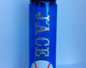 Custom Sports Water Bottle